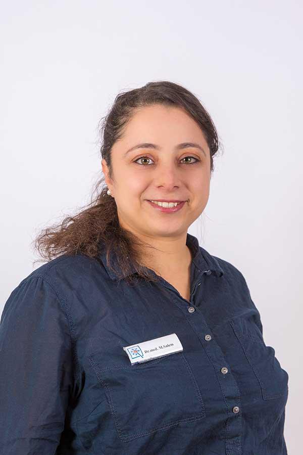 Dr. med. Marwa Salem